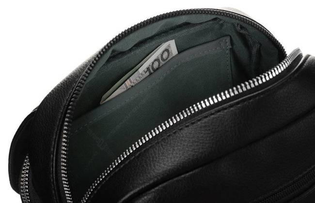 Torebka damska czarna David Jones 6504-1