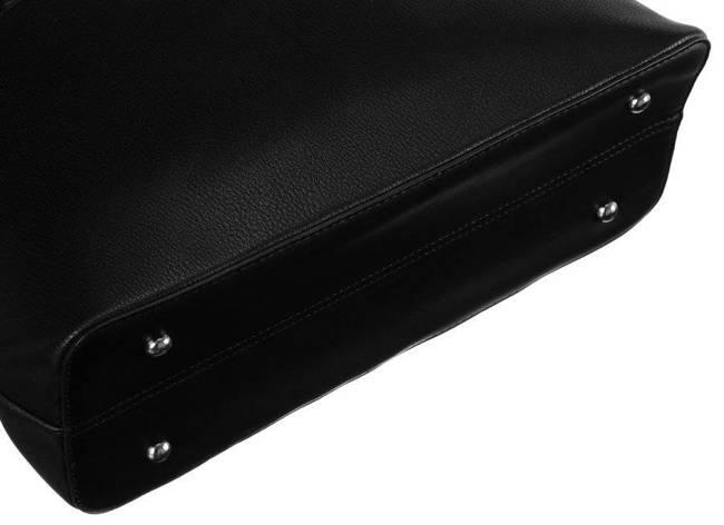 Torebka damska czarna David Jones 6509-2 BLACK