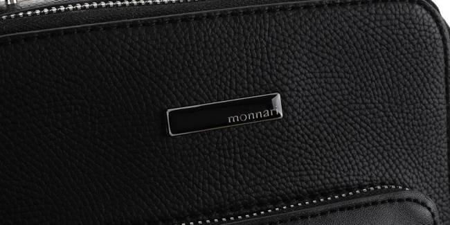 Torebka damska czarna Monnari BAG0040-019 JZ20