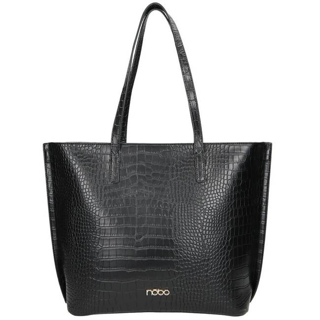 Torebka damska czarna NOBO  NBAG-K1690-C020
