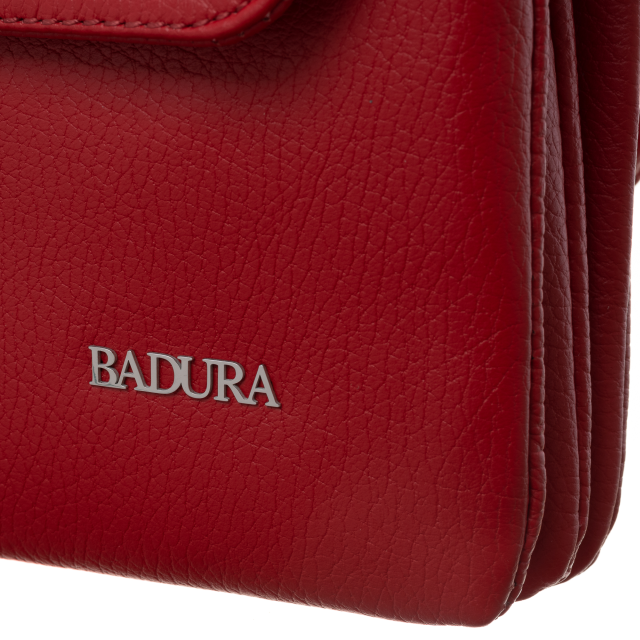 Torebka damska czerwona  Badura T_D108CR_CD