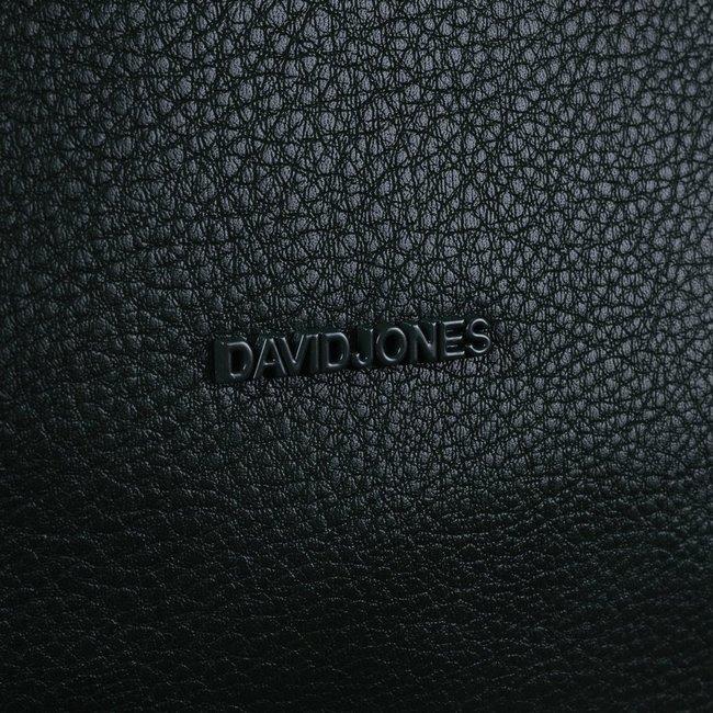 Torebka damska czerwona David Jones CM6003