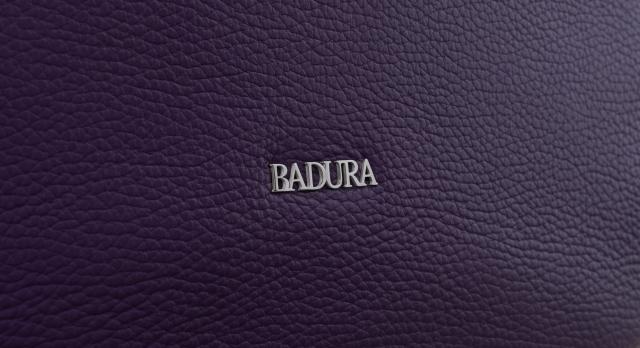 Torebka damska fioletowa Badura  T_D107FI_CD