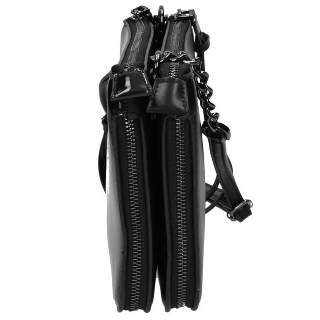 Torebka damska listonoszka czarna NOBO NBAG-J4110-C020
