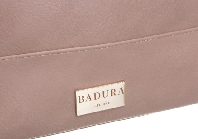 Torebka damska shopper Badura T_D049RO_CD