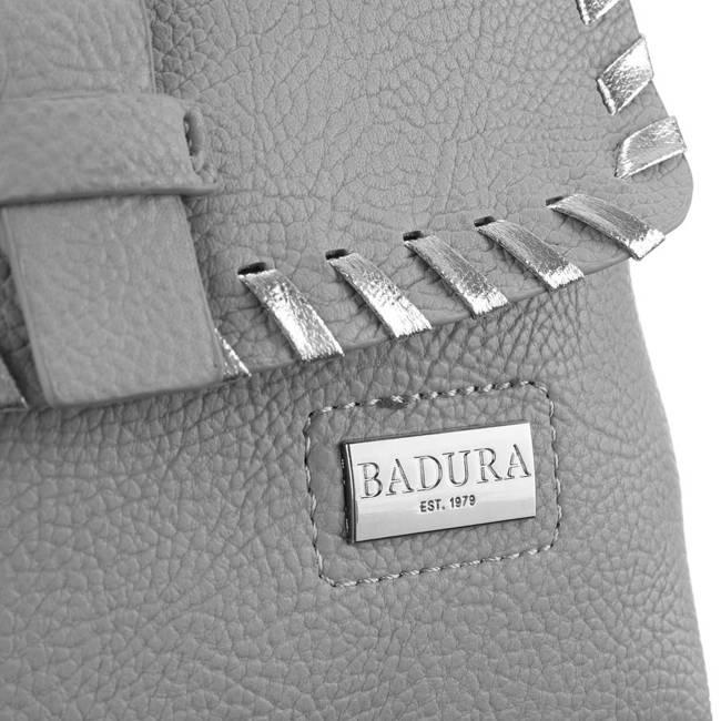 Torebka damska szara Badura BA-CP909326A