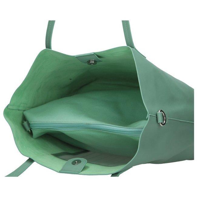Torebka damska zielona NOBO NBAG-I1110-C008