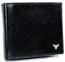 Portfel męski czarny Buffalo Wild N105-BW BLACK